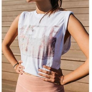 Free People FP Movement NWT Hustle Tank Top Small